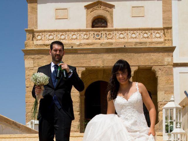 La boda de Alejandro y Virginia en Huercal De Almeria, Almería 33
