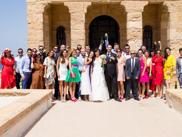 La boda de Alejandro y Virginia en Huercal De Almeria, Almería 38