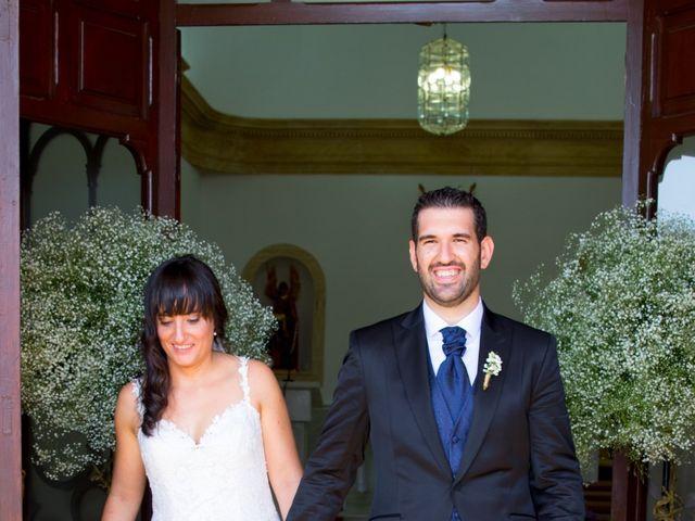 La boda de Alejandro y Virginia en Huercal De Almeria, Almería 40