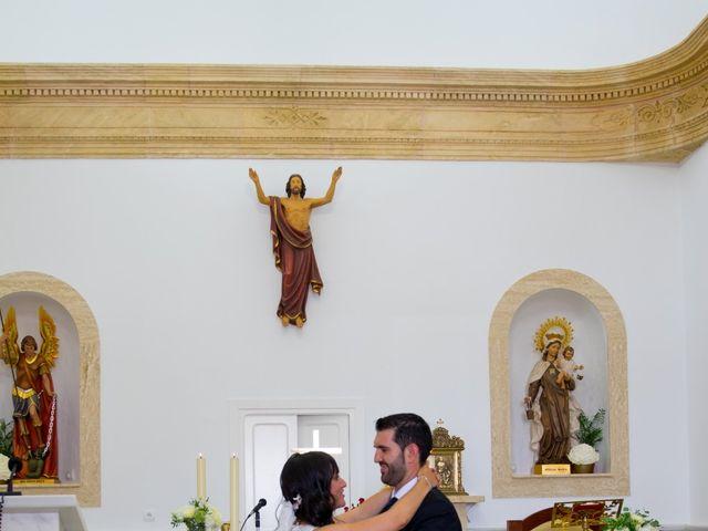 La boda de Alejandro y Virginia en Huercal De Almeria, Almería 41