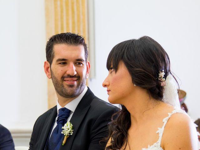 La boda de Alejandro y Virginia en Huercal De Almeria, Almería 43
