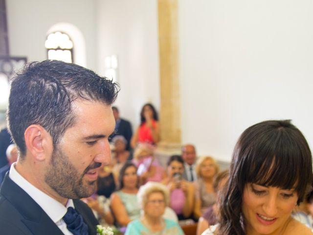 La boda de Alejandro y Virginia en Huercal De Almeria, Almería 44