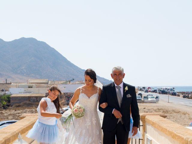 La boda de Alejandro y Virginia en Huercal De Almeria, Almería 46