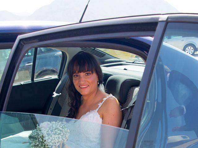 La boda de Alejandro y Virginia en Huercal De Almeria, Almería 48