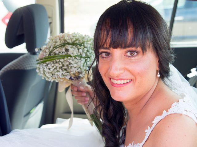 La boda de Alejandro y Virginia en Huercal De Almeria, Almería 49