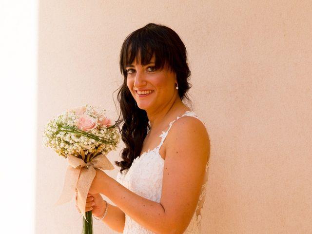 La boda de Alejandro y Virginia en Huercal De Almeria, Almería 53