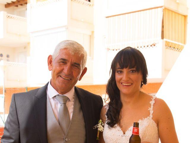 La boda de Alejandro y Virginia en Huercal De Almeria, Almería 55