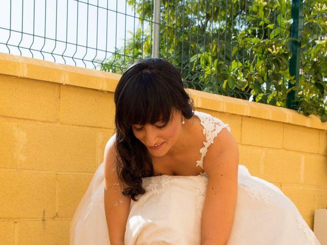 La boda de Alejandro y Virginia en Huercal De Almeria, Almería 56