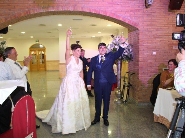 La boda de Jose y Sara en Tobarra, Albacete 6