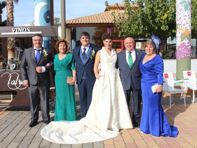 La boda de Jose y Sara en Tobarra, Albacete 7