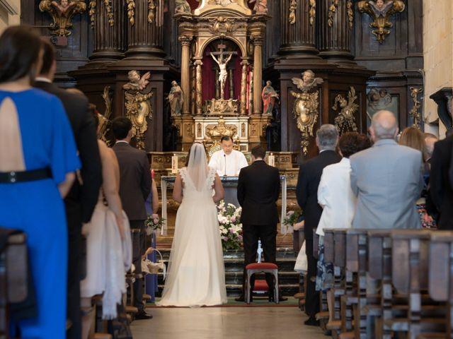 La boda de Miguel Ángel y Agurtzane en Galdakao, Vizcaya 3