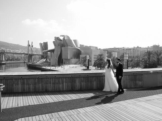 La boda de Miguel Ángel y Agurtzane en Galdakao, Vizcaya 8