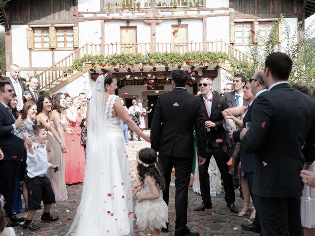 La boda de Miguel Ángel y Agurtzane en Galdakao, Vizcaya 9