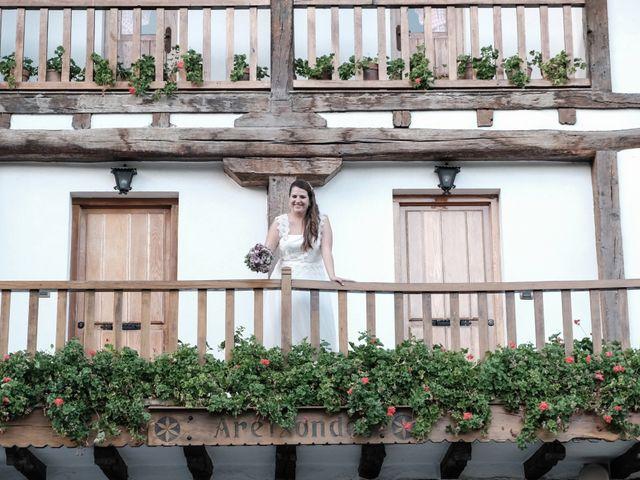 La boda de Miguel Ángel y Agurtzane en Galdakao, Vizcaya 16