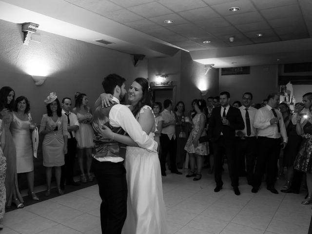 La boda de Miguel Ángel y Agurtzane en Galdakao, Vizcaya 18