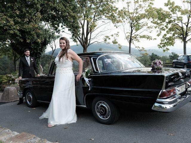 La boda de Miguel Ángel y Agurtzane en Galdakao, Vizcaya 21