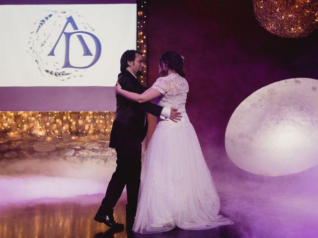 La boda de David y Andrea en Rubio, Barcelona 4