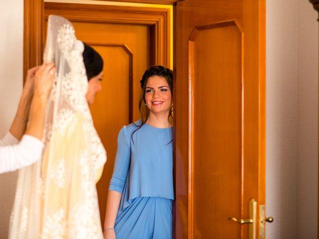 La boda de Carlos y Nuria en Alzira, Valencia 3
