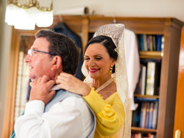 La boda de Carlos y Nuria en Alzira, Valencia 6