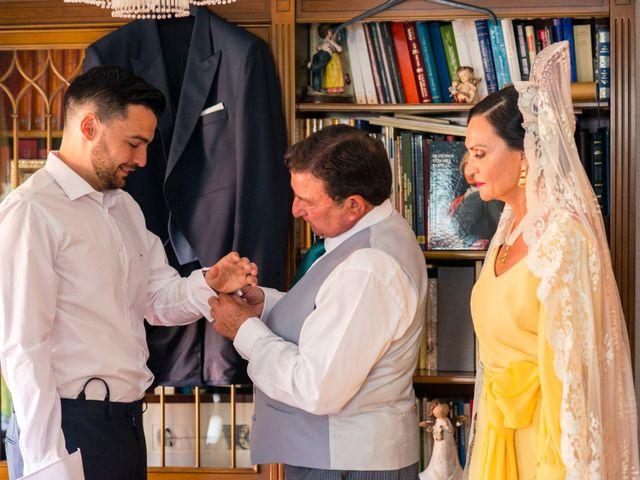 La boda de Carlos y Nuria en Alzira, Valencia 8