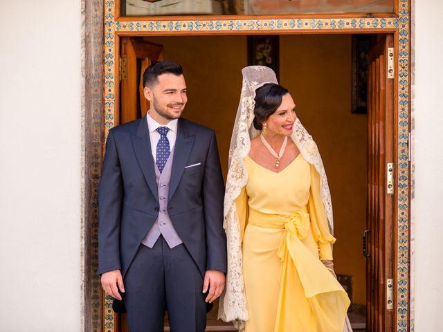 La boda de Carlos y Nuria en Alzira, Valencia 17