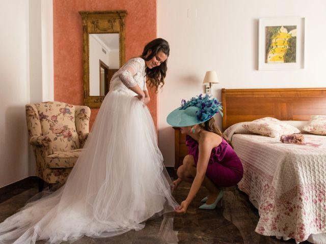 La boda de Carlos y Nuria en Alzira, Valencia 26
