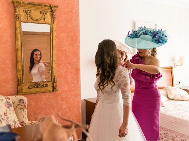 La boda de Carlos y Nuria en Alzira, Valencia 28