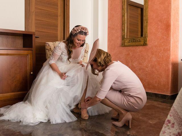 La boda de Carlos y Nuria en Alzira, Valencia 33