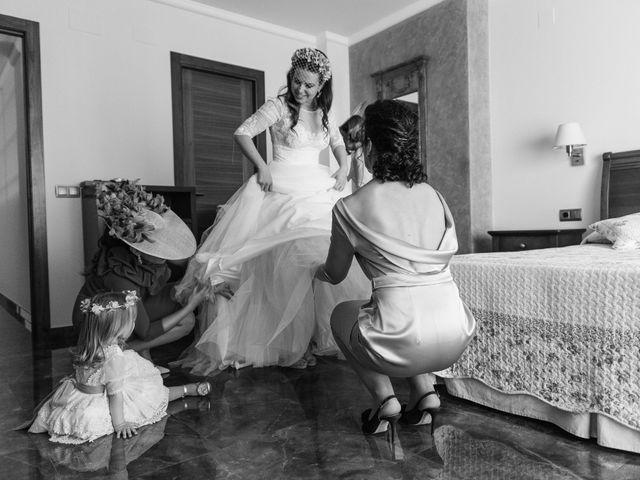La boda de Carlos y Nuria en Alzira, Valencia 34