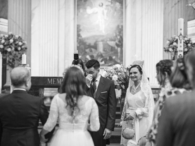 La boda de Carlos y Nuria en Alzira, Valencia 53