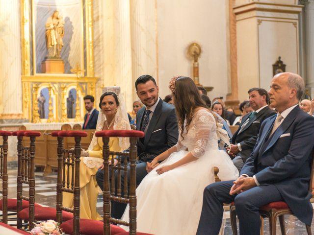 La boda de Carlos y Nuria en Alzira, Valencia 57