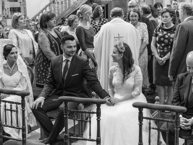 La boda de Carlos y Nuria en Alzira, Valencia 58