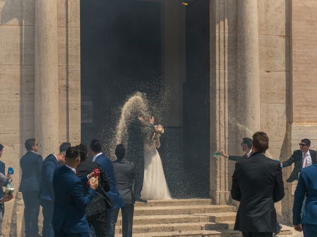 La boda de Carlos y Nuria en Alzira, Valencia 60