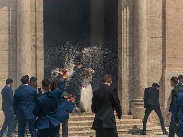 La boda de Carlos y Nuria en Alzira, Valencia 61