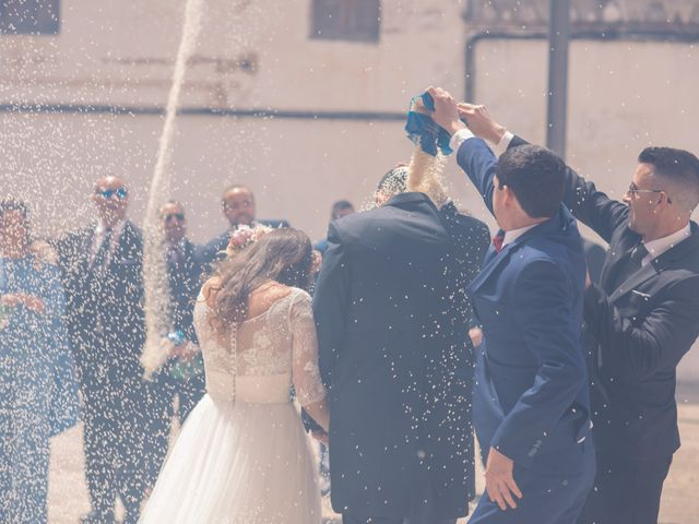 La boda de Carlos y Nuria en Alzira, Valencia 62