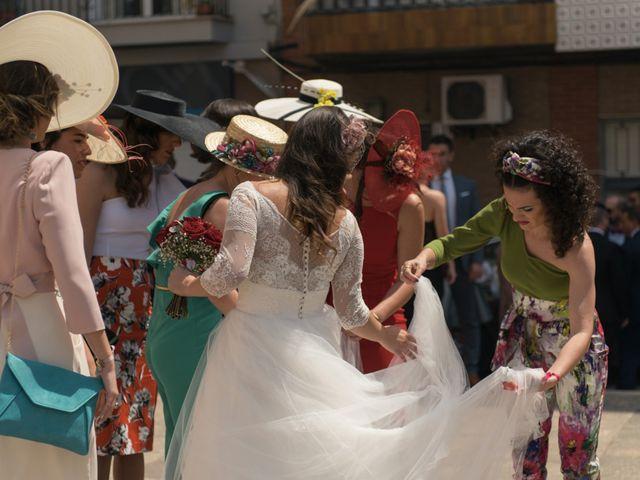 La boda de Carlos y Nuria en Alzira, Valencia 63