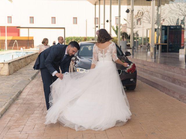 La boda de Carlos y Nuria en Alzira, Valencia 67
