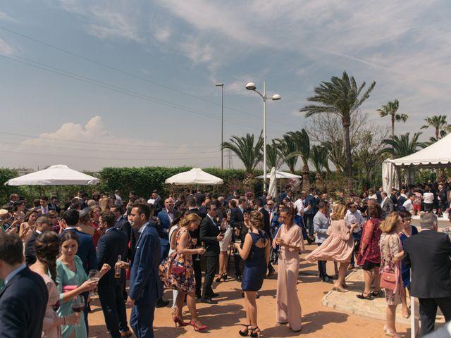 La boda de Carlos y Nuria en Alzira, Valencia 71