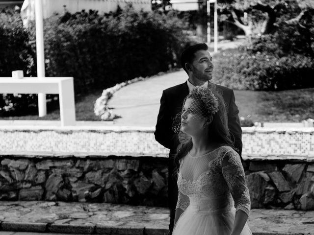 La boda de Carlos y Nuria en Alzira, Valencia 73