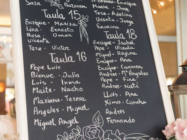 La boda de Carlos y Nuria en Alzira, Valencia 74