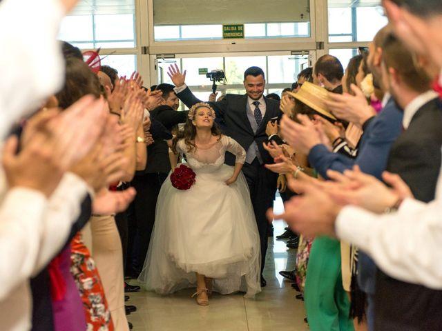 La boda de Carlos y Nuria en Alzira, Valencia 79