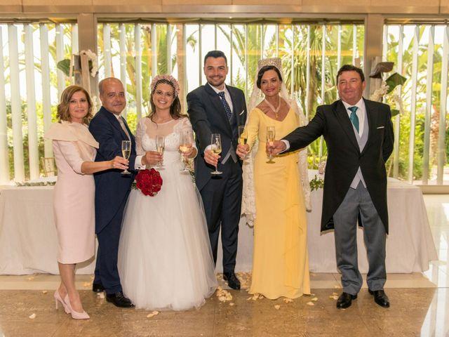 La boda de Carlos y Nuria en Alzira, Valencia 80