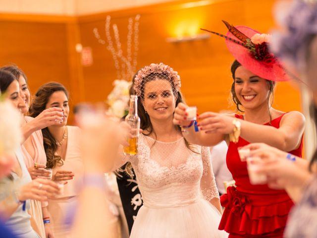 La boda de Carlos y Nuria en Alzira, Valencia 83
