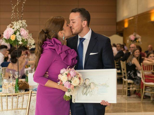 La boda de Carlos y Nuria en Alzira, Valencia 85
