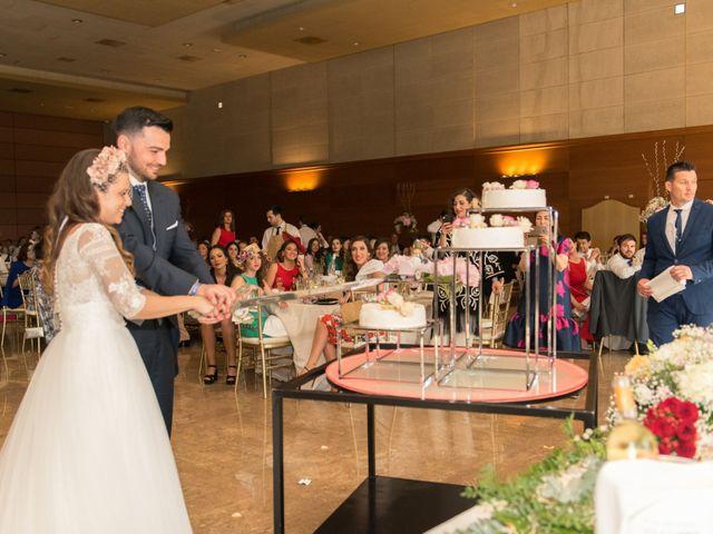 La boda de Carlos y Nuria en Alzira, Valencia 88