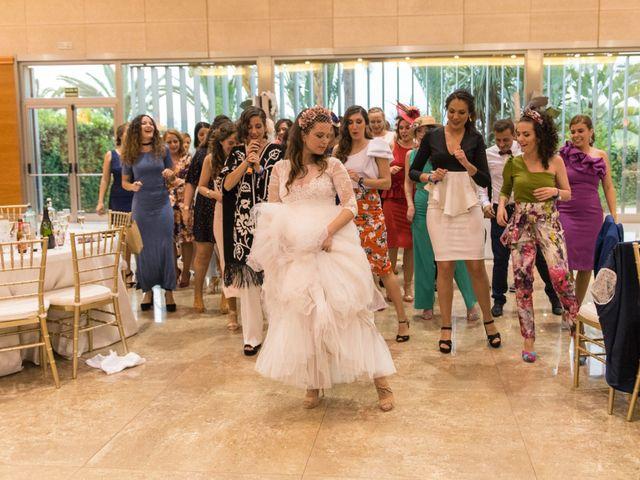 La boda de Carlos y Nuria en Alzira, Valencia 91