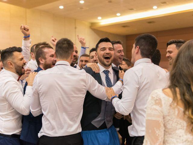 La boda de Carlos y Nuria en Alzira, Valencia 92