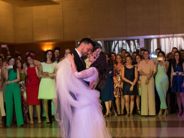 La boda de Carlos y Nuria en Alzira, Valencia 94