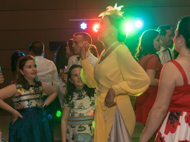 La boda de Carlos y Nuria en Alzira, Valencia 104