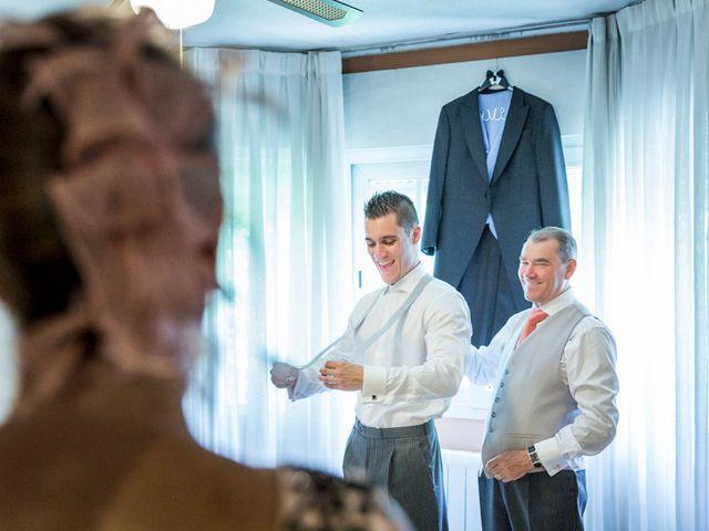 La boda de David y Silvia en Guadarrama, Madrid 4